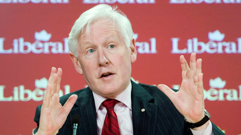 Bob Rae is out
