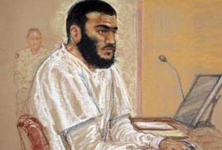 Omar Khadr returns