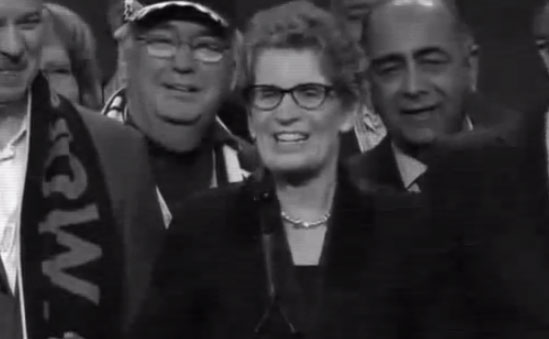 Ontario PCs release new attack ad against Kathleen Wynne