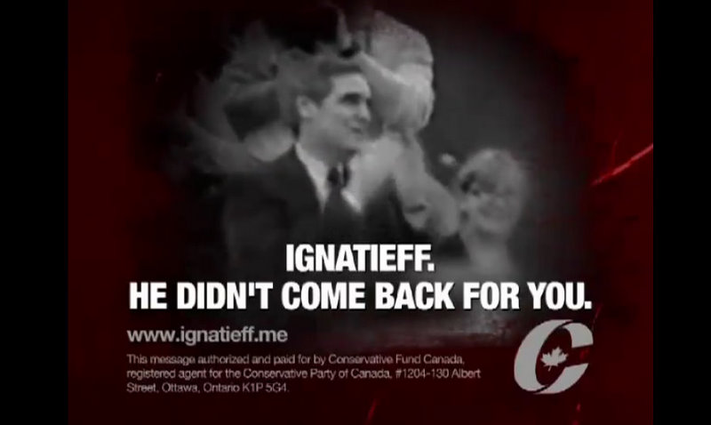 CBC double standard on political advertising