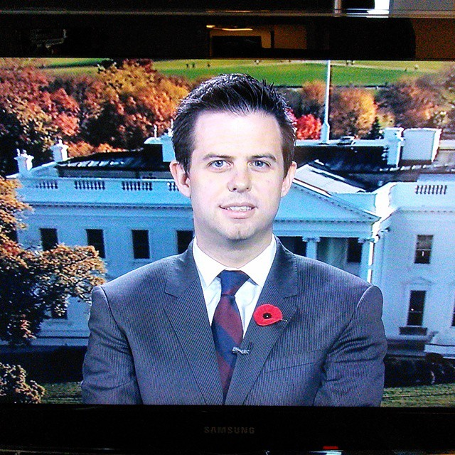 Live on CTV from Washington DC