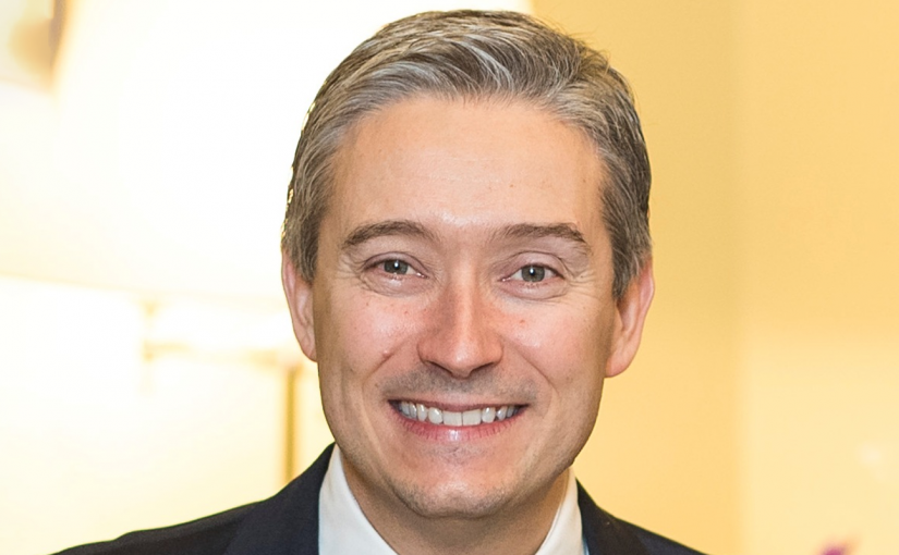 François-Philippe Champagne is the new Minister of Foreign Affairs