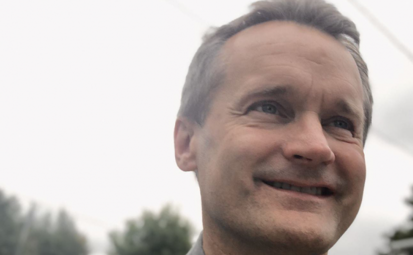 Outrageous: Seamus O'Regan is Canada's next Natural Resources Minister