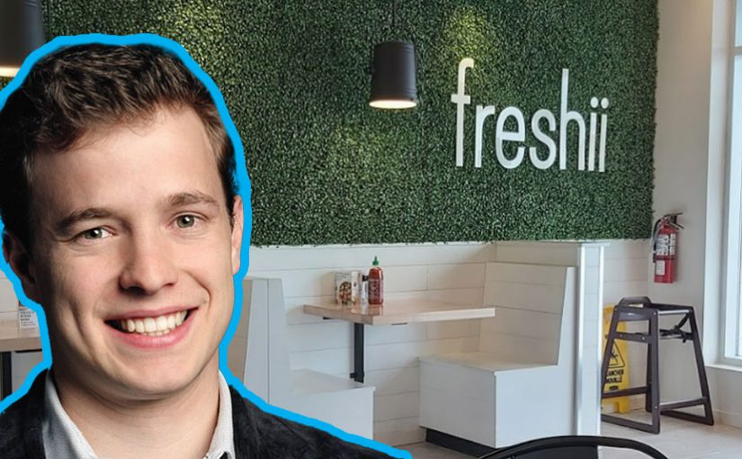 Marc Kielburger quits Freshii Board of Directors