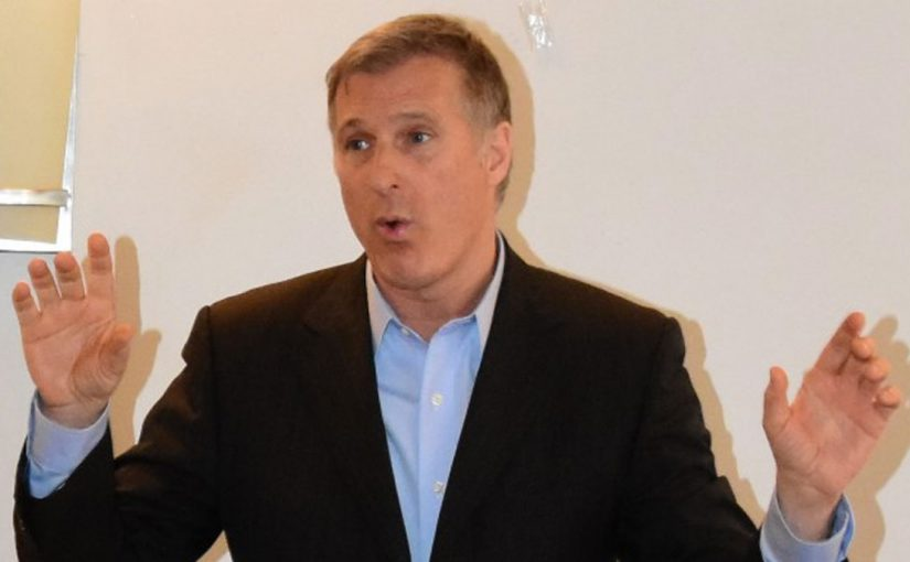 Maxime Bernier officially running in York Centre