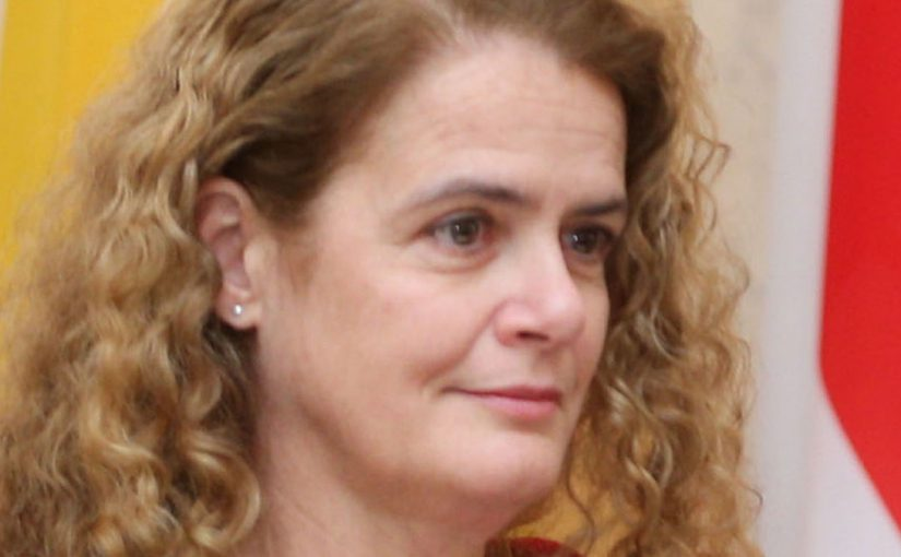 Julie Payette has resigned as Canada's Governor General